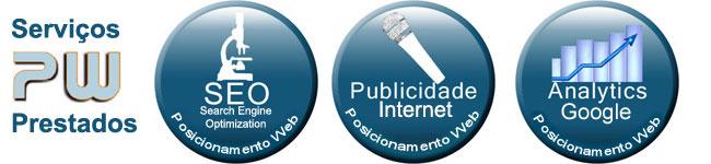 Posicionamento Web prestados