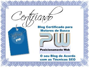 Blog Certificado Motores Busca SEO