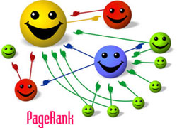 Page Rank - 1 parametro do Google